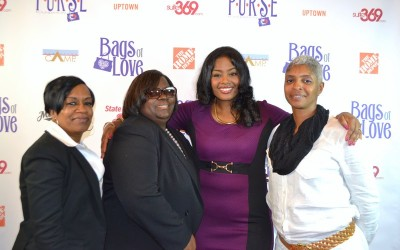 P.U.R.S.E. Foundation Presents: Bags of Love: Domestic Violence Awareness Charity Event 2015